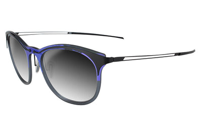 Parasite Eyewear - Anti-Retro 5 Sunglasses Black-Blue (C17)