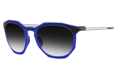 Parasite Eyewear - Anti-Retro 5 | Anti-Matter Sunglasses Black-Blue (C72M)