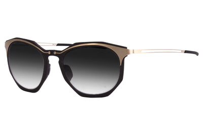 Parasite Eyewear - Anti-Retro 5 | Anti-Matter Sunglasses Black-Gold (C79M)