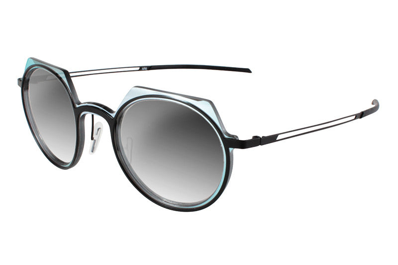 Parasite Eyewear - Anti-Retro 6 Sunglasses Black-Grey (C17A)