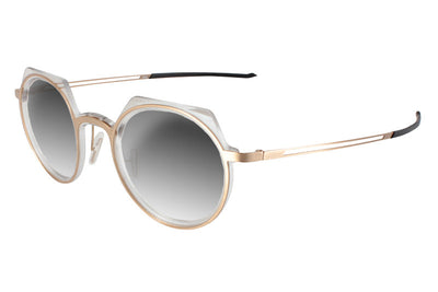 Parasite Eyewear - Anti-Retro 6 Sunglasses Gold-Clear (C25)