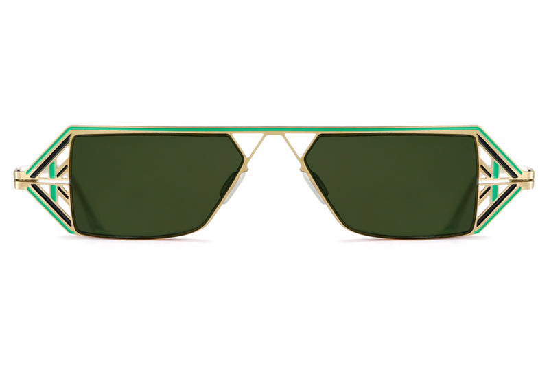 Lool Eyewear - Arrow Sunglasses Gold