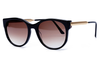 Thierry Lasry - Axxxexxxy Sunglasses Black & Gold (101)