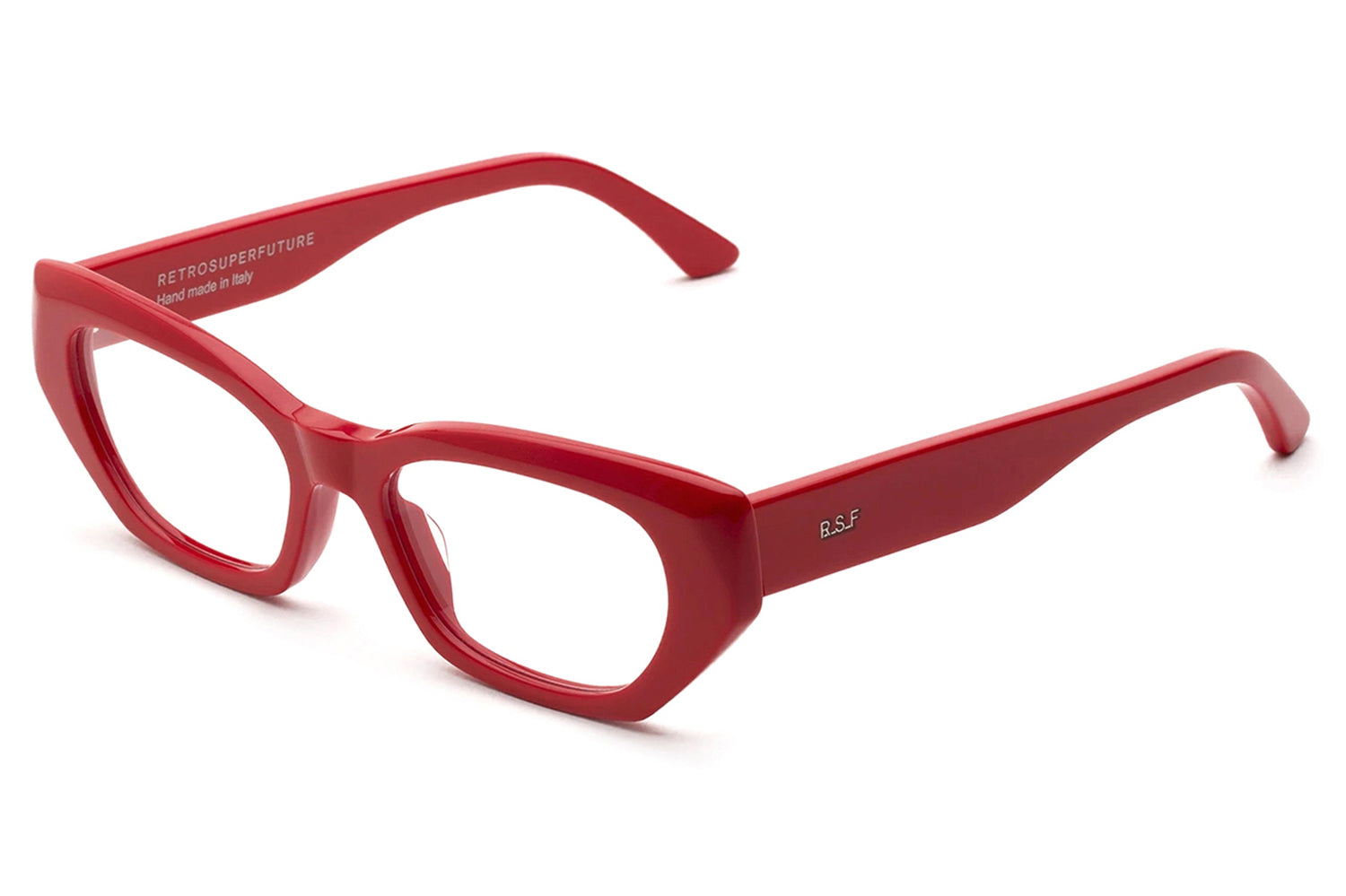 Retro Super Future® - Amata Eyeglasses Rosso