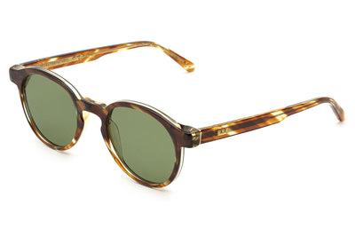 SUPER / Andy Warhol® - The Iconic Series Sunglasses Line Havana