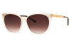 Thierry Lasry - Blurry Sunglasses Champagne (995)