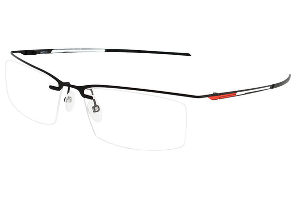 Parasite Eyewear - Byte Black-Orange (C57F)