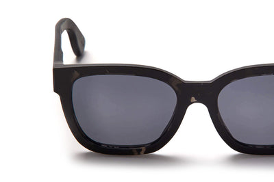 Just Human - Bold Square 01 Sunglasses Black Tortoise