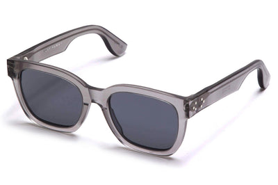 Just Human - Bold Square 01 Sunglasses Smoke Grey