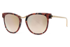 Thierry Lasry - Choky Sunglasses Red, Black Vintage & Gold Mirror Lenses (V601)