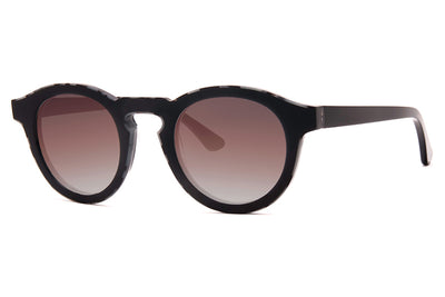 Thierry Lasry - Courtesy Sunglasses Black & Grey Tortoise (101)