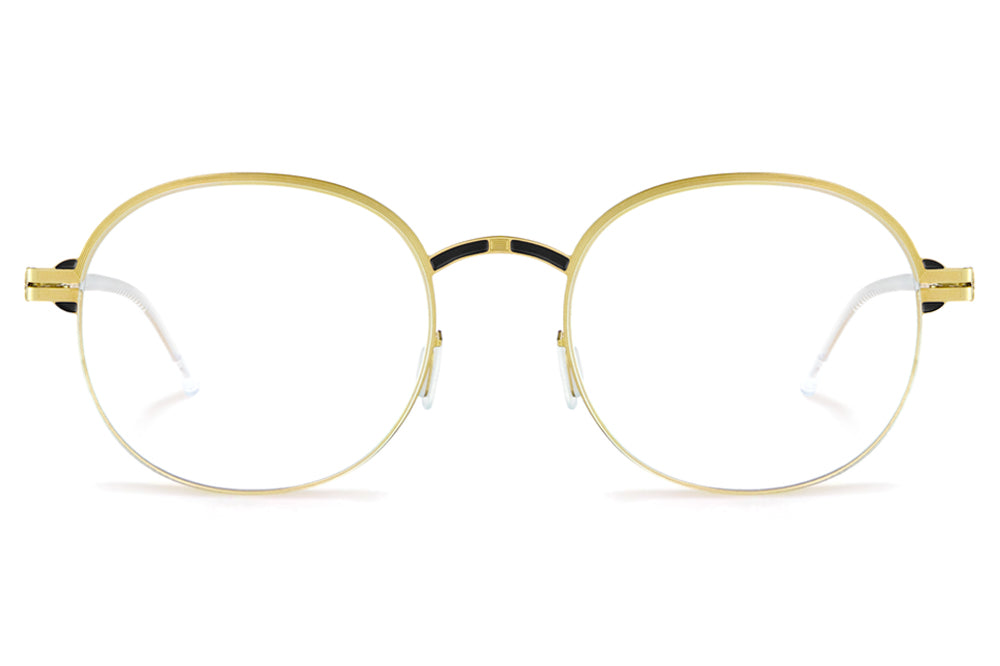 Lool Eyewear - Crafti Eyeglasses Gold