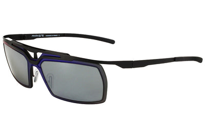 Parasite Eyewear - Cyber 3 Sunglasses Black-Chrome (C24L)