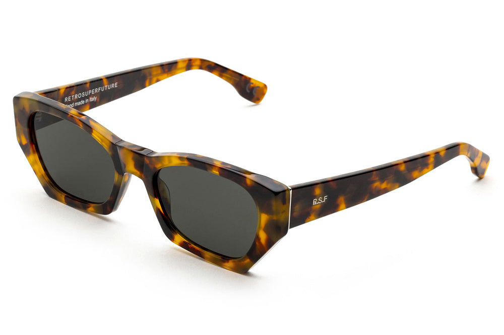 Retro Super Future® - Amata Sunglasses Spotted Havana