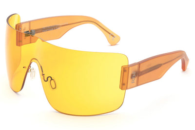 Retro Super Future® - Arco Sunglasses Orange