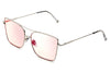 Retro Super Future® - Riva Sunglasses Pink