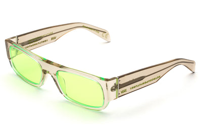 Retro Super Future / Vault by Vans - Smile Sunglasses Lime
