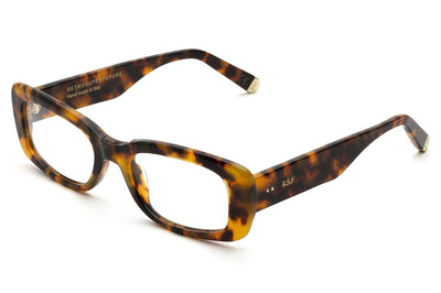 Retro Super Future® - Numero 75 Eyeglasses Spotted Havana