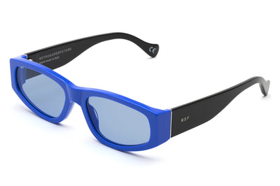 Retro Super Future® - Neema Sunglasses Electric Blue
