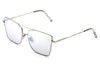 Retro Super Future® - Riva Sunglasses White