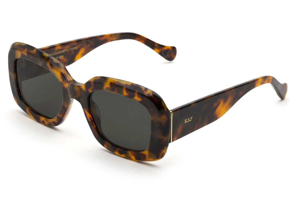 Retro Super Future® - Virgo Sunglasses Spotted Havana