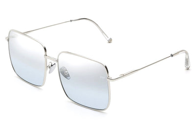 Retro Super Future® - Medea Sunglasses Silver Ombre