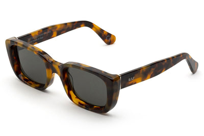 Retro Super Future® - Lira Sunglasses Spotted Havana