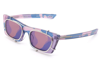 Retro Super Future® - Fred Sunglasses Camouflage Andy Warhol