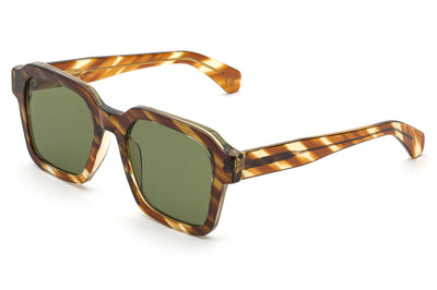 Retro Super Future® - Vasto Sunglasses Havana Rigata