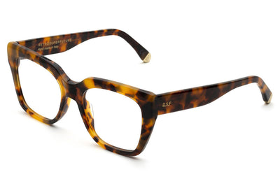 Retro Super Future® - Numero 76 Eyeglasses Spotted Havana