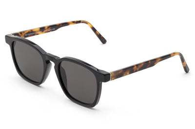 Retro Super Future® - Unico Sunglasses Black Mark