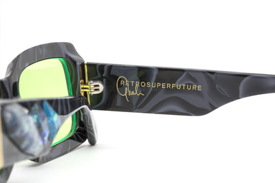 Retro Super Future® - Sacro Sunglasses Spazio Ghali