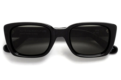 Retro Super Future® - Lira Sunglasses Black
