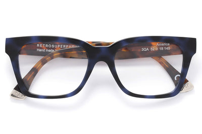 SUPER® by RetroSuperFuture - America Eyeglasses Blue Havana