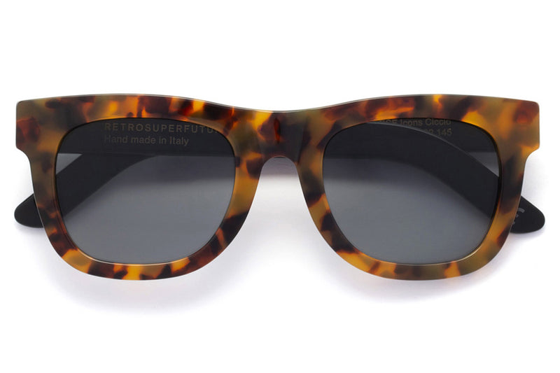 Retro Super Future® - Ciccio Sunglasses Immaculate Havana