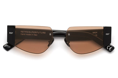Retro Super Future® - Imun Sunglasses Black