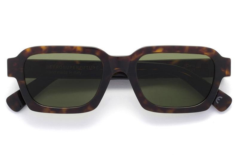 Retro Super Future® - Caro Sunglasses 3627 Green