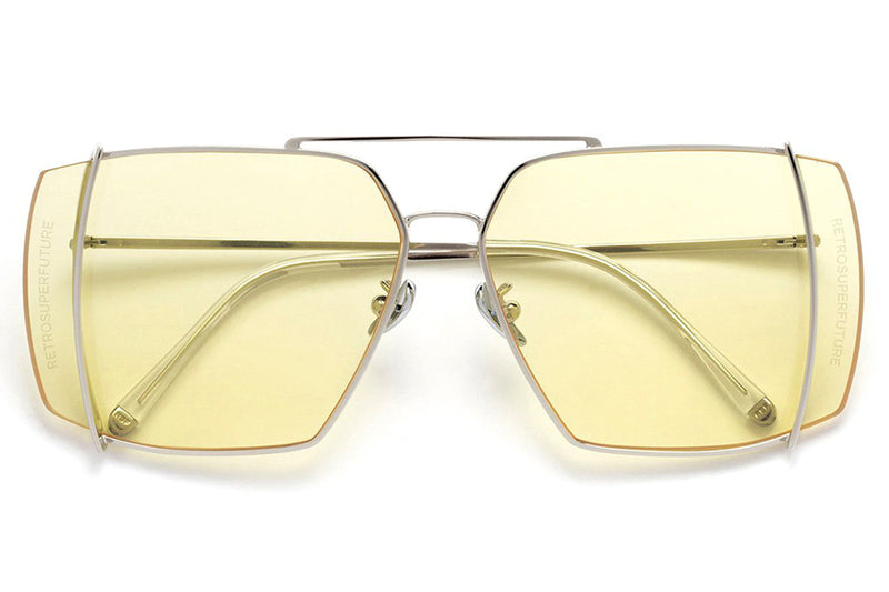 Retro Super Future® - Teorema Sunglasses Yellow