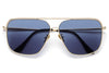 Retro Super Future® - Ponti Sunglasses Blue