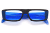 Retro Super Future® - Issimo Sunglasses Electric Blue