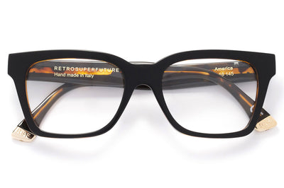 SUPER® by RetroSuperFuture - America Eyeglasses Nero/Havana