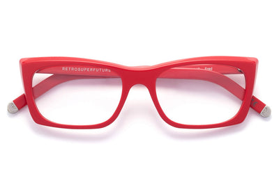 SUPER® by RetroSuperFuture - Fred Eyeglasses Rosso