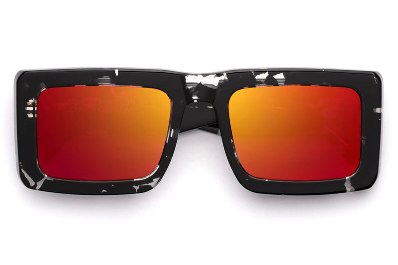 Retro Super Future® - Templo Sunglasses Urban Camo Infrared