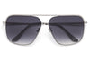 Retro Super Future® - Ponti Sunglasses Faded Black