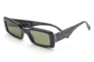 Retro Super Future® - Sacro Sunglasses Magma Ghali