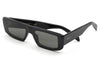 Retro Super Future® - Issimo Sunglasses Black