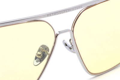 Retro Super Future® - Ponti Sunglasses Yellow