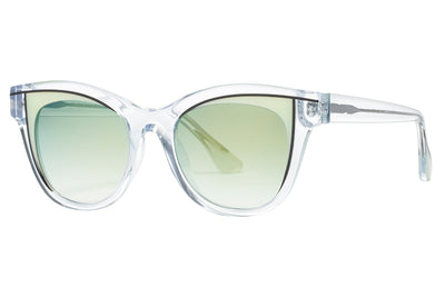 Thierry Lasry - Frivolity Sunglasses Clear & Green (00)