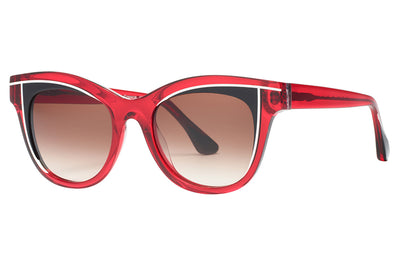 Thierry Lasry - Frivolity Sunglasses Red & Black (462)