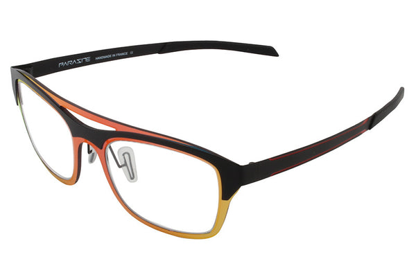 Parasite Eyewear - Futur 7 Black-Red (C56)